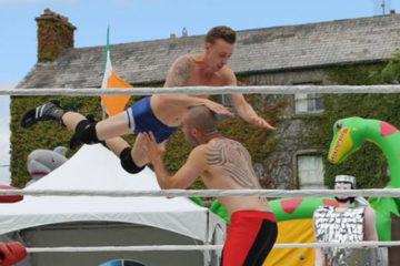 Irish Whip Wrestling