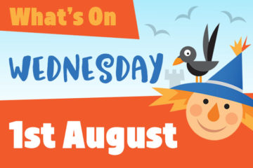 Wednesday 1st August