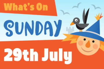 Sunday 29th July