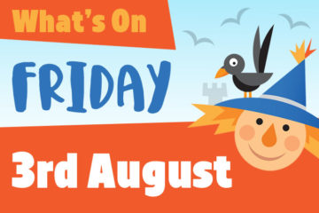 Friday 3rd August