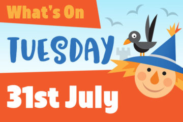Tuesday 31st July
