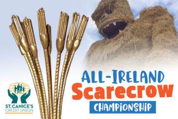 All-Ireland Scarecrow Championship Awards Ceremony 2018